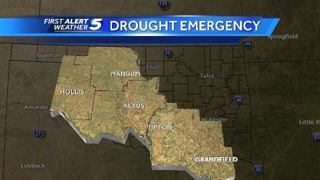 Drought emergency