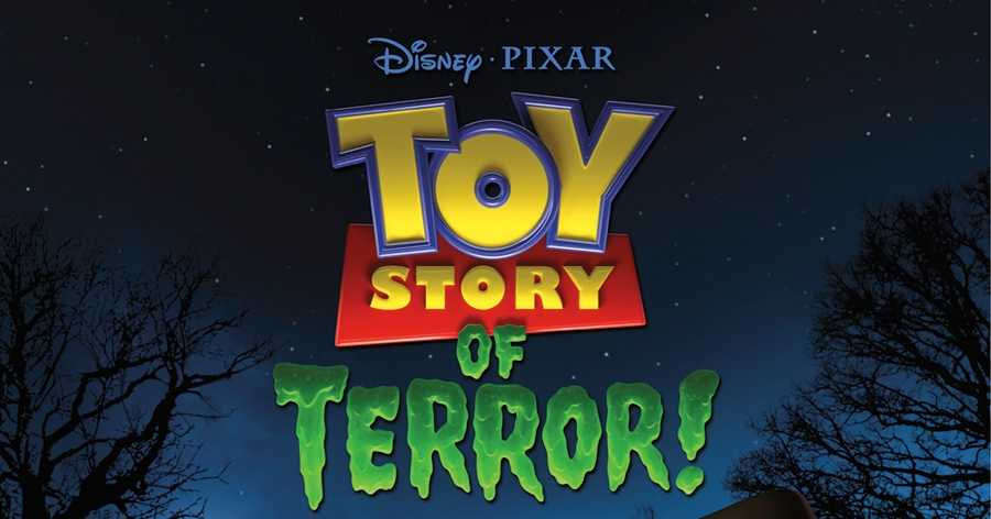 """What starts out as a fun road trip for the """"Toy Story"""" gang takes an unexpected turn for the worse when the trip detours to a roadside motel. After one of the toys goes missing, the others find themselves caught up in a mysterious sequence of events that must be solved before they all suffer the same fate in this """"Toy Story OF TERROR!"""""""