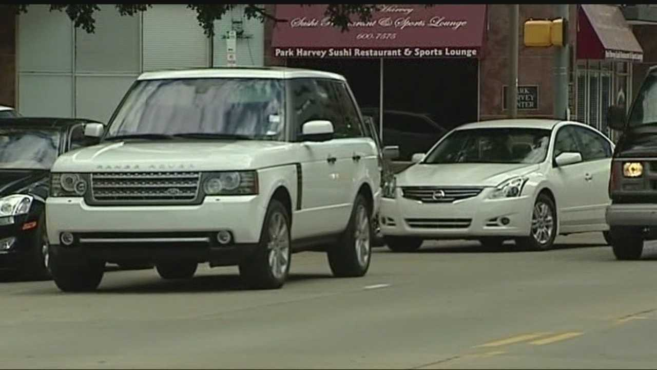 Officials hope a new downtown parking garage will help with the headache of finding parking spots downtown.
