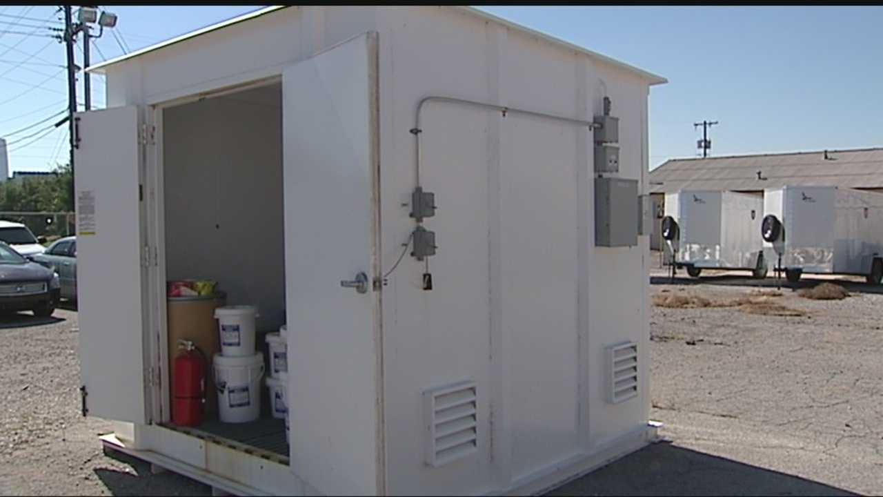 Containers help Oklahoma clean up meth labs, officials say