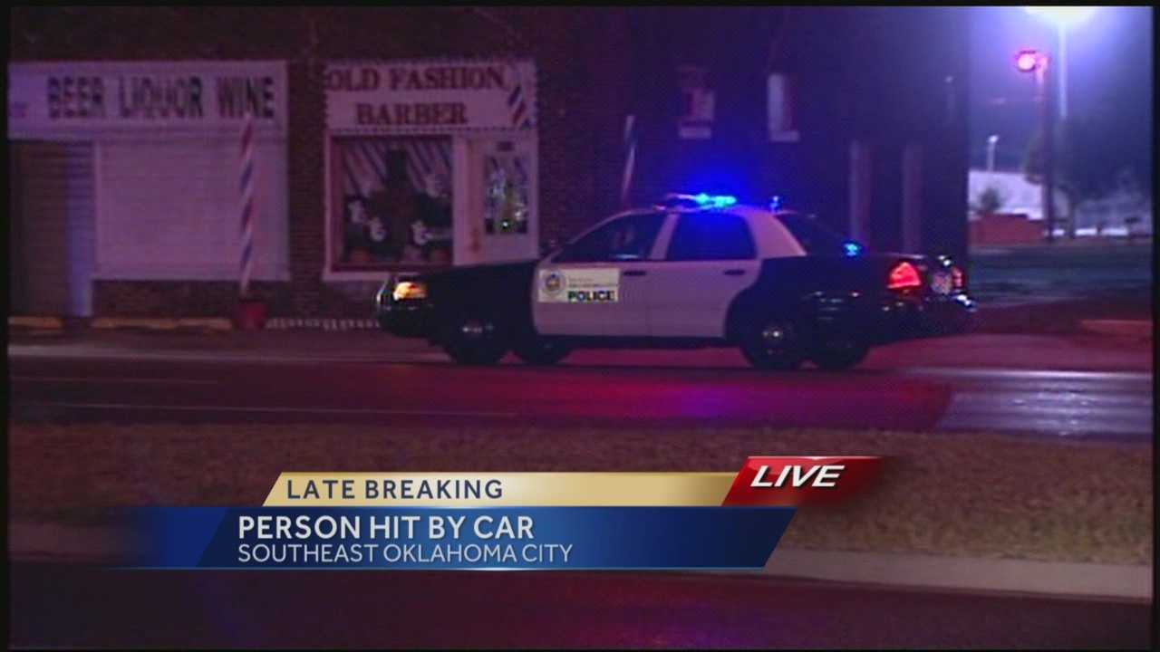 img-OKC police investigating pedestrian hit-and-run