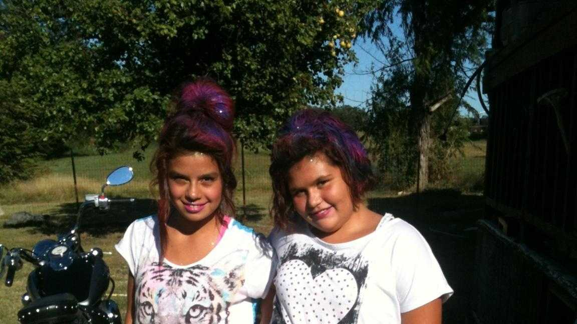 Pott. County sheriff search for missing siblings