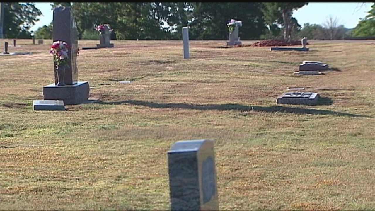 img-Family outraged over cemetery conditions