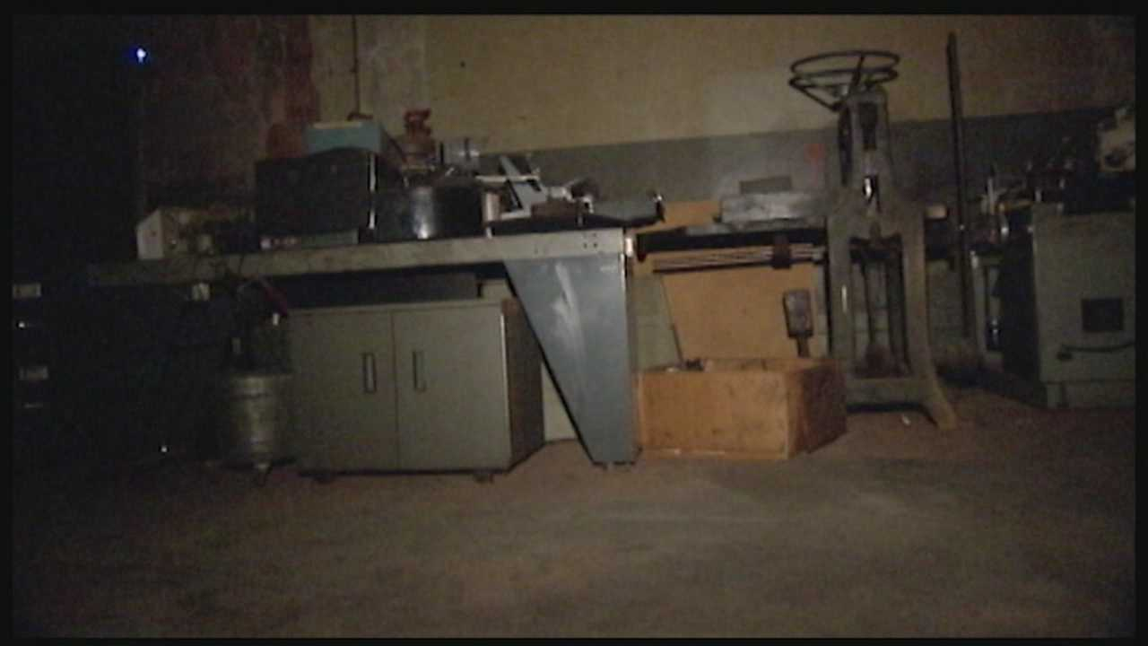 A paranormal activity group is examining the Chickasha newspaper office for ghostly activity.