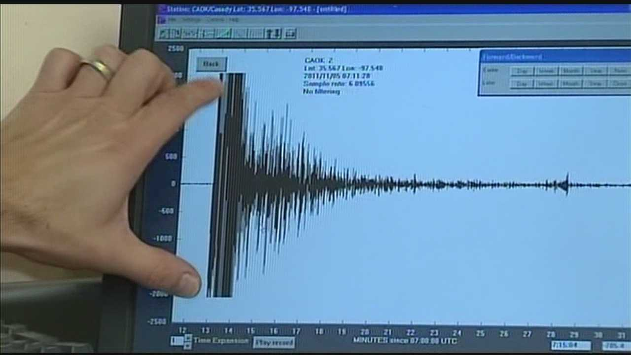 A number of Earthquakes have hit central Oklahoma in the last few days, including two earthquakes measuring 3.0 and higher. We investigate if a really big quake could rattle the state.