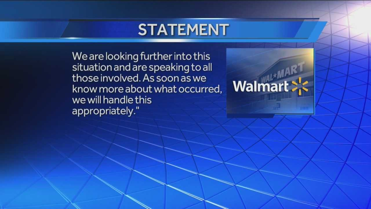 Gay couple says they were targeted by a Wal-Mart employee for their sexuality.