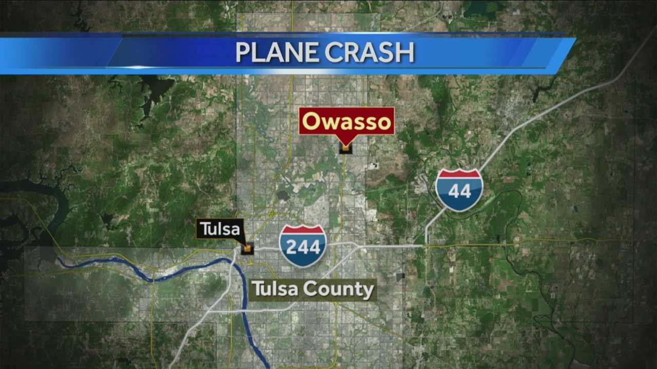 OHP: Plane crash in Owasso leaves 1 dead