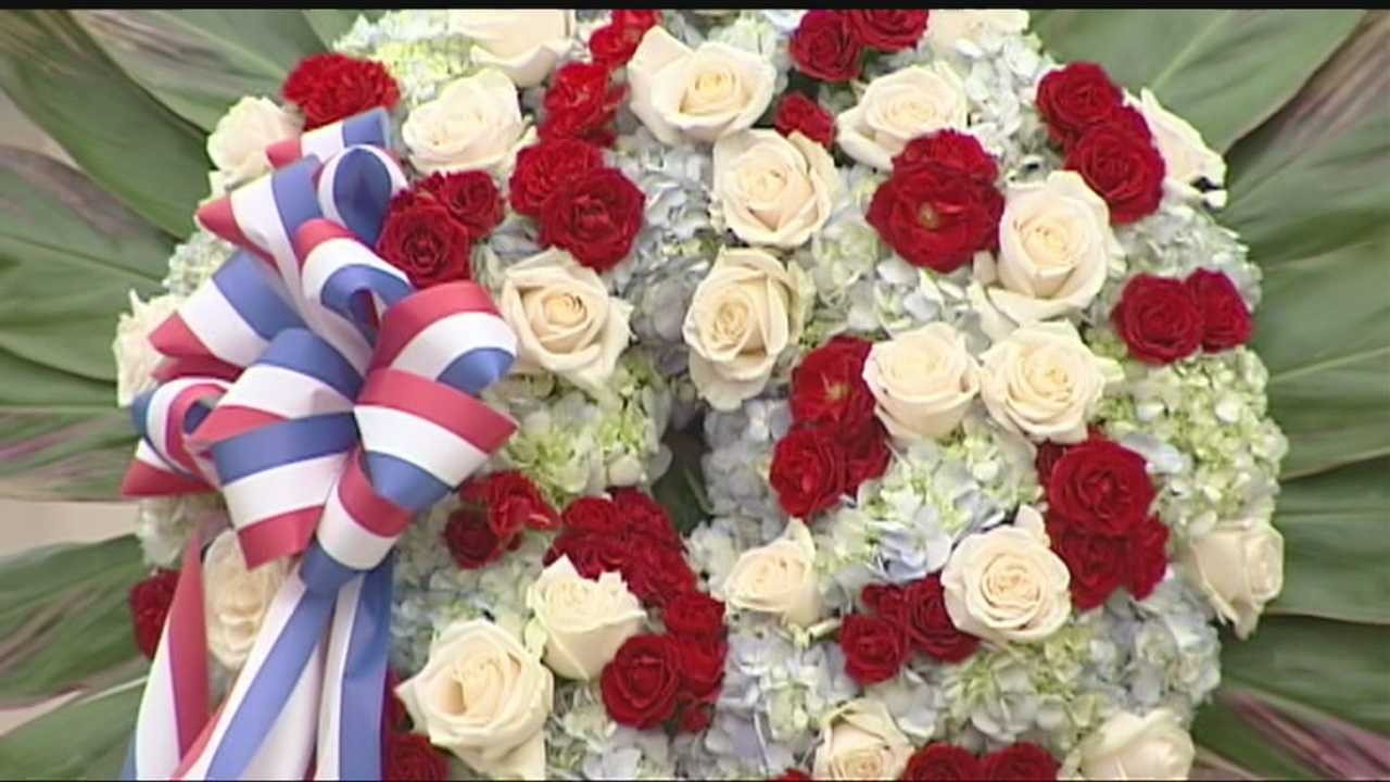 The Oklahoma City area held several Veterans Day celebrations on Monday.