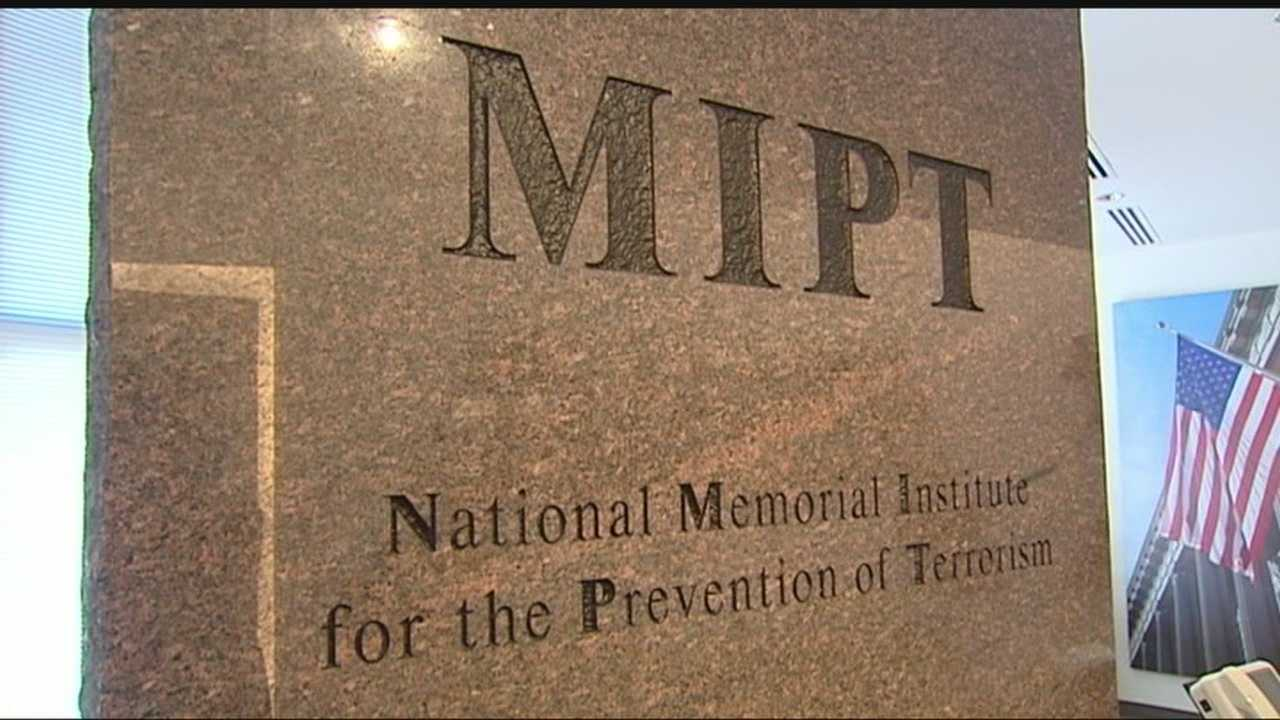 A funding loss may force the closure of the Memorial Institute for the Prevention of Terrorism.