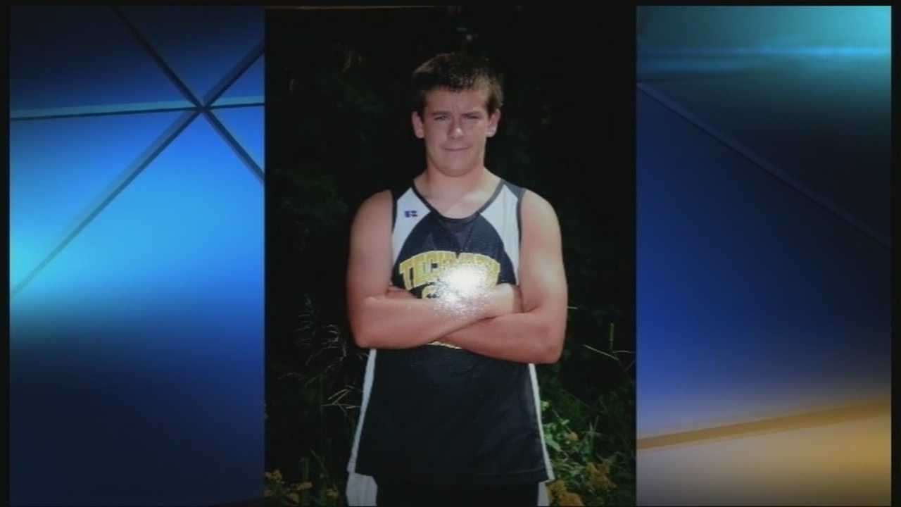 Police say Brandon Roy Santino, 15, was found with dead Wednesday and do not suspect foul play, but the medical examiner will determine the exact cause of the teen's death.
