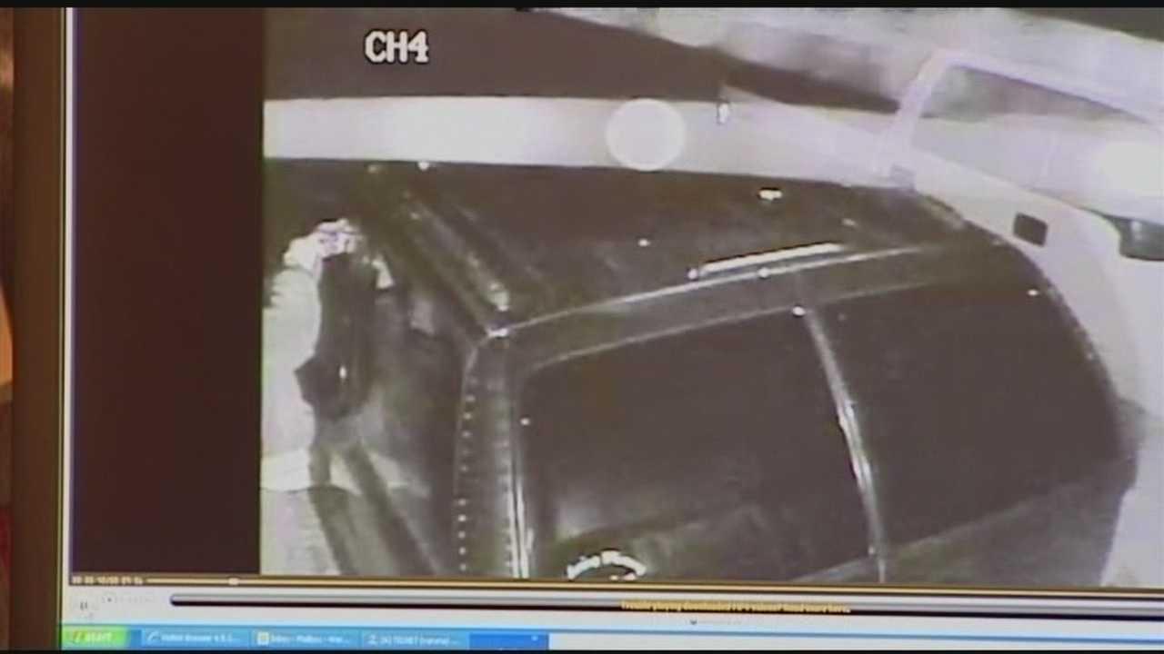 Authorities look for help identifying suspected thief