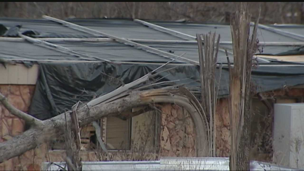 Little Axe residents are continuing to rebuild six months after a tornado hit the community.