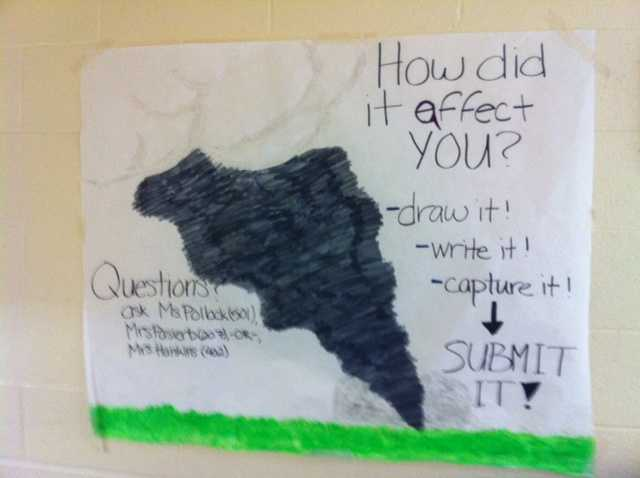 Highland East students could tell their story in a sign