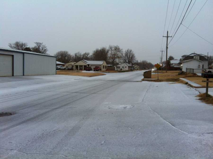 Weatherford - Photo by KOCO 5's Rob Hughes