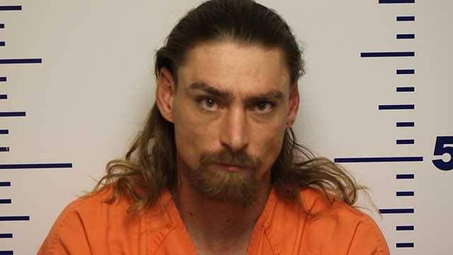 Keith Reifschneider was arrested on suspicion of possession of controlled substance and possession of drug paraphernalia.