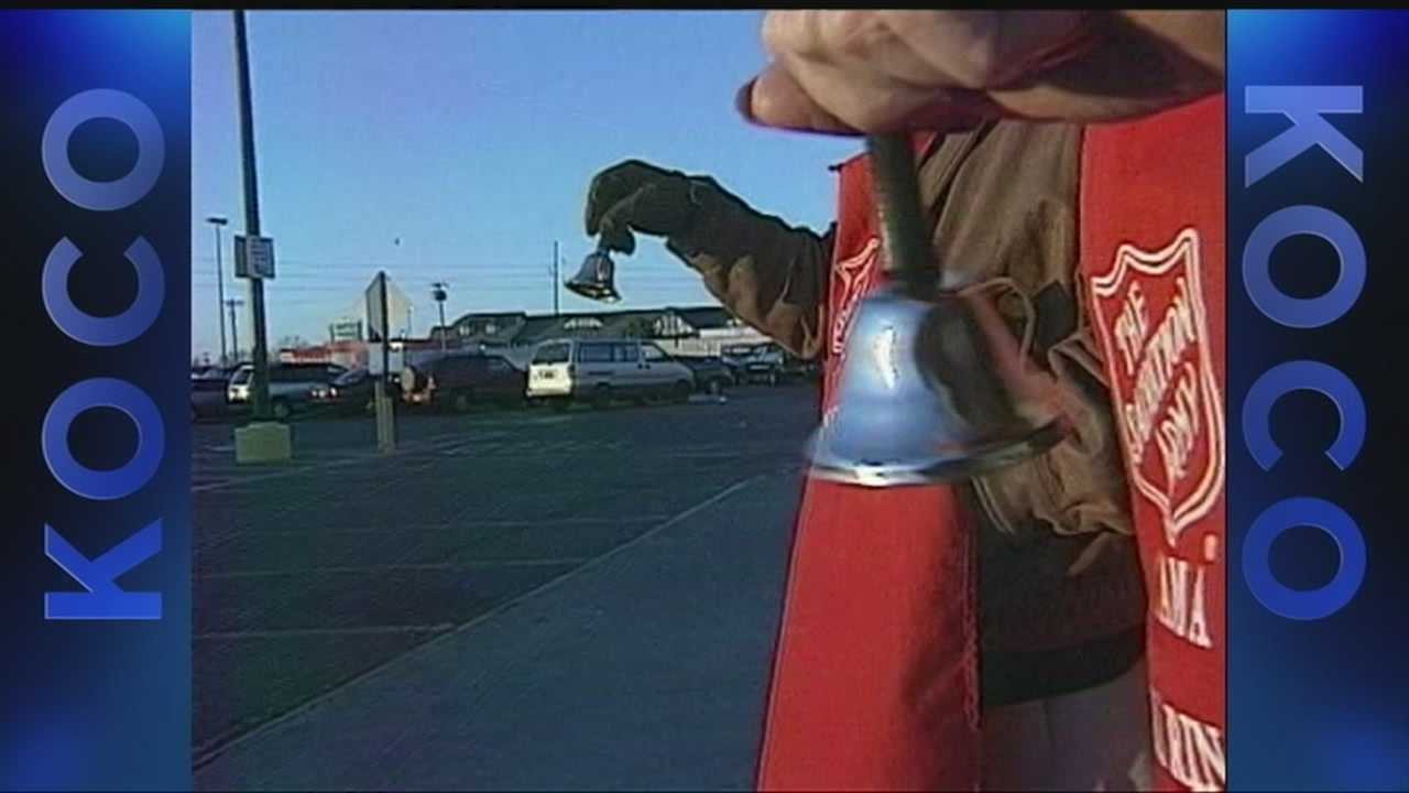 img-Salvation Army having tough time reaching kettle drive goal