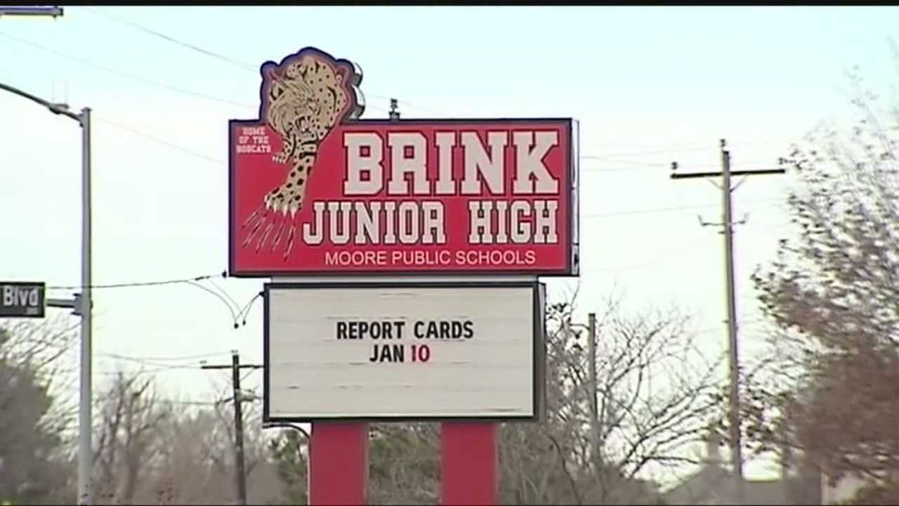 A Moore school is investigating a death threat against a junior high school student.
