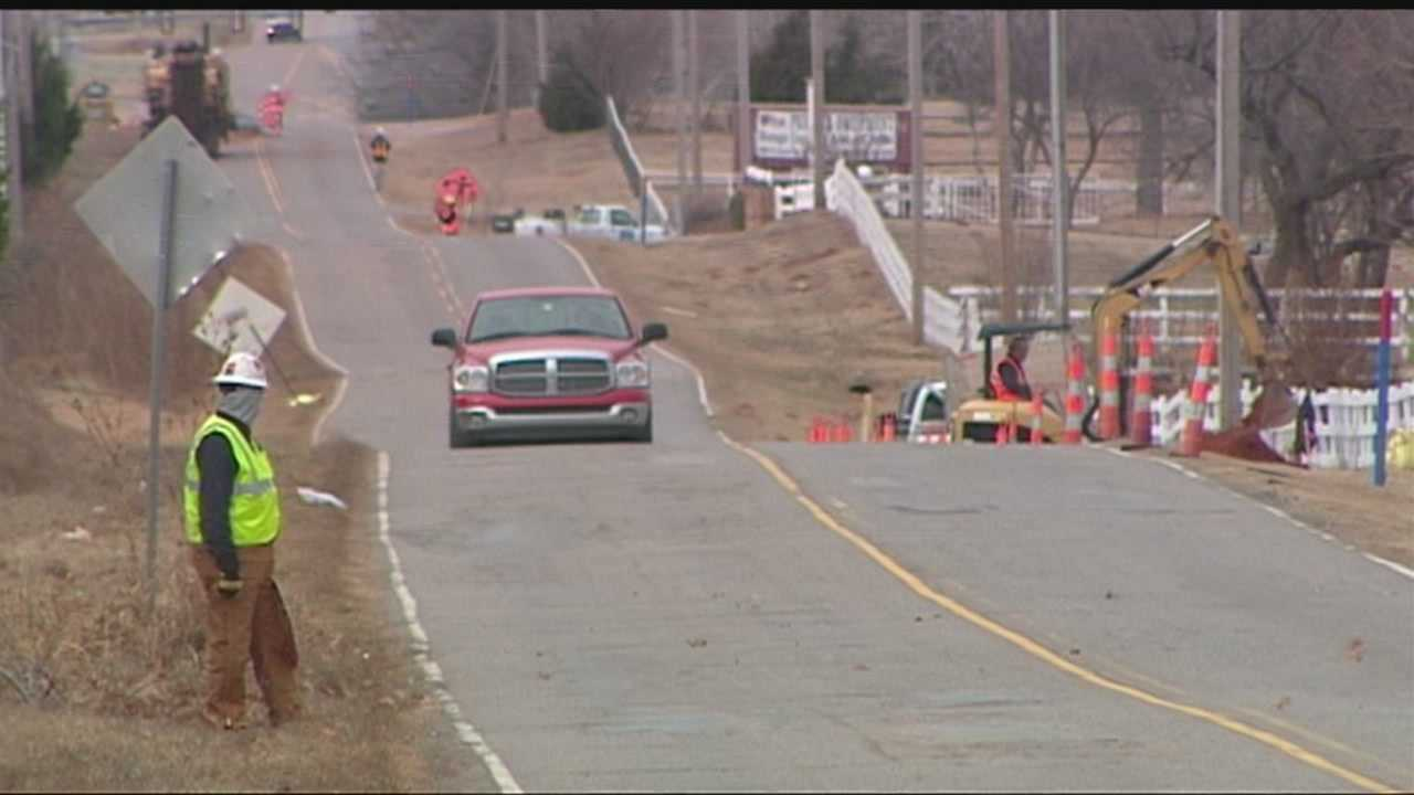 img-Commuter s email to KOCO sparks road work