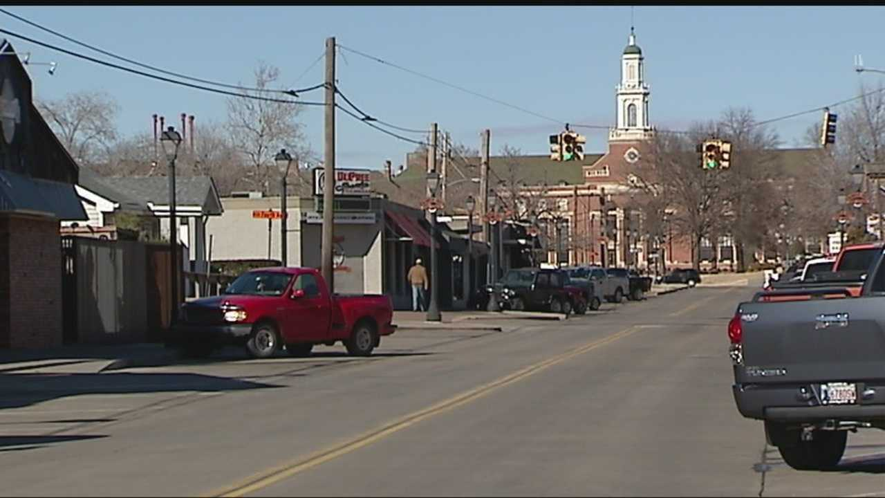 Stillwater police say crimes like robberies and home invasions are on the rise in the area close to a popular college hangout.