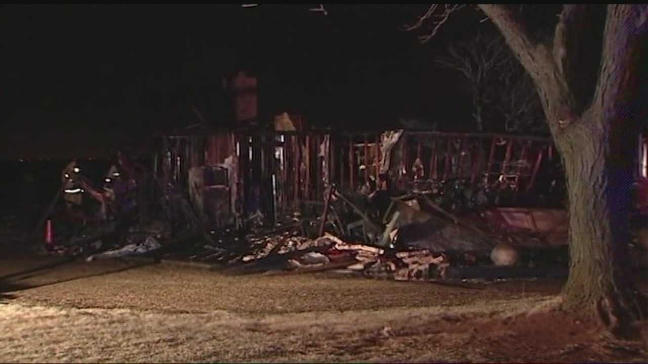 img-Fire destroys Piedmont area home