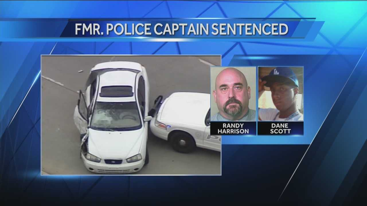 Former police officer sentenced to four years for killing teen