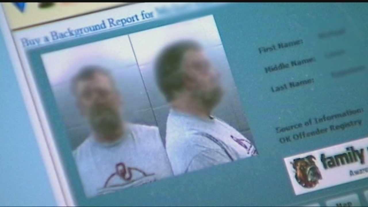 img-Mother wants sex offender pictures updated