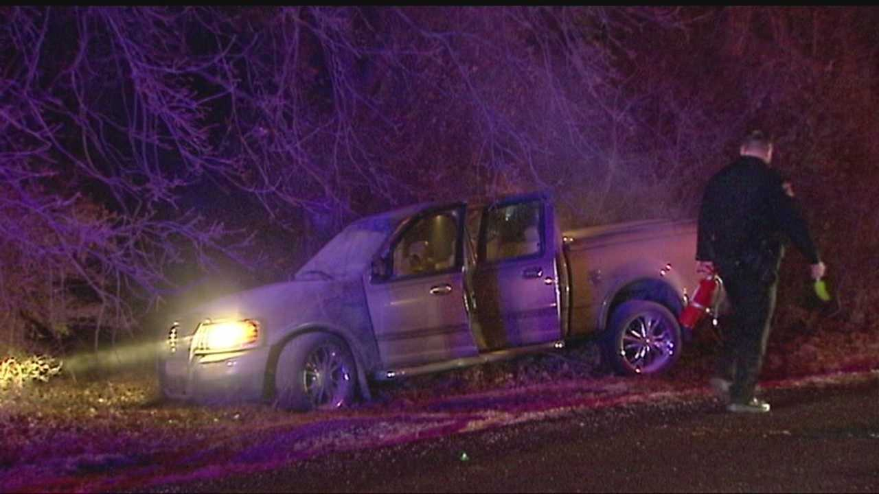 img-Police chase SUV across OKC ends in crash