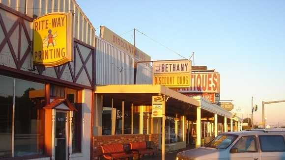 #5 - City of Bethany: This Oklahoma County city had a high overall quality of life score, with its low cost of living, high median household income, and tons of amenities.Source: Flickr user H.L.I.T.