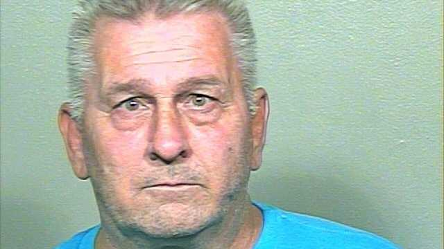 Clifford Putman is wanted on suspicion of dealing meth to residents living at a southwest Oklahoma City living center.