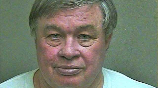 Frank Kirk was arrested on suspicion of making lewd advances to a female inmate after she contacted him to be her attorney.
