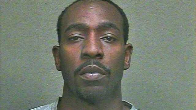 Marquis Ramsey is accused of hiding drugs in a thermos in his vehicle.