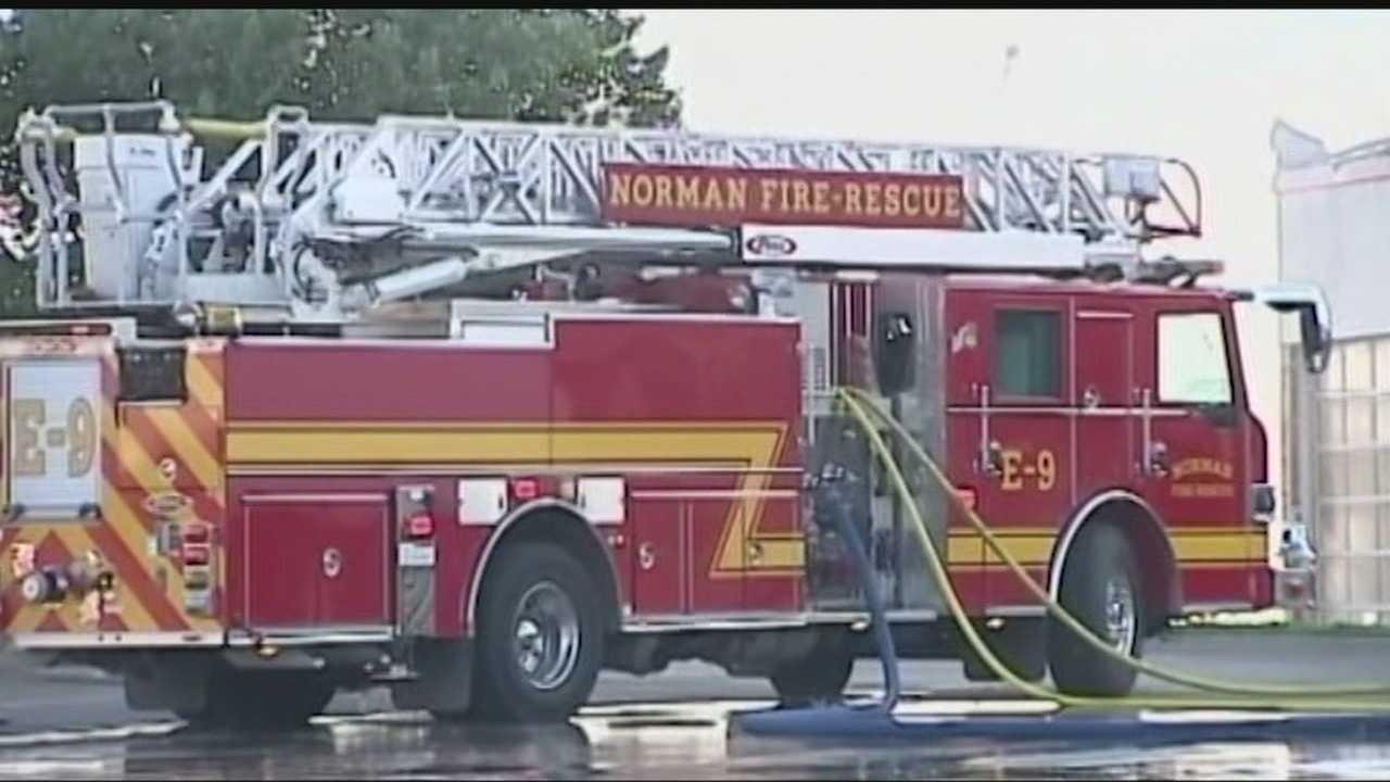 Norman Fire Truck