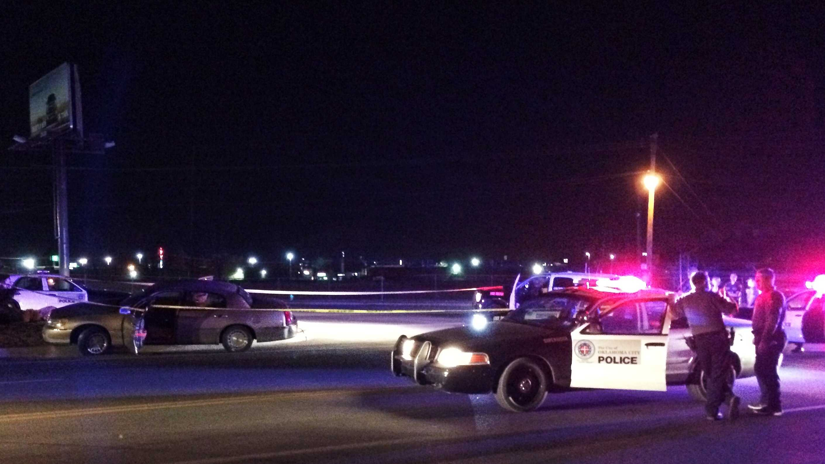 Troopers, police involved in high-speed chase through NW Oklahoma City