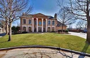 This house is currently on the market and listed at $1,095,000. It has four bedrooms and six baths, with just under 6,500 square feet of living space. For more information on this property, click here.