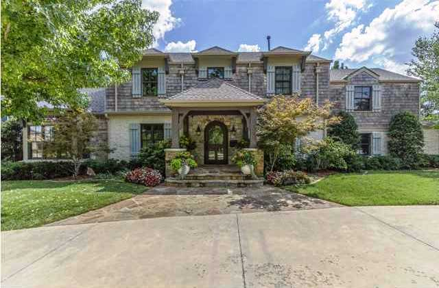 This place has four bedrooms and four baths and has a ton of great features, including a game room and a home theater. For more information on this property, click here.