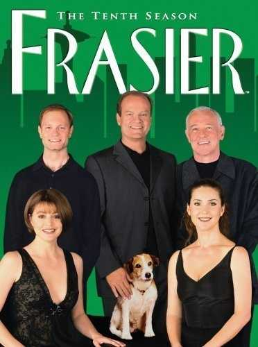 Frasier: Frasier ran from 1993-2004. The Cheers spin-off stars Kelsey Grammer and David Hyde Pierce as brothers.