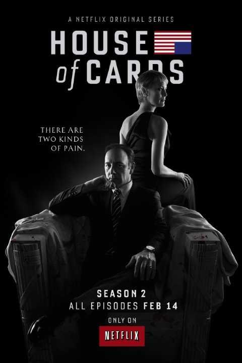 House of Cards: Netflix has released seasons one and two. This show is a political thriller at its finest.