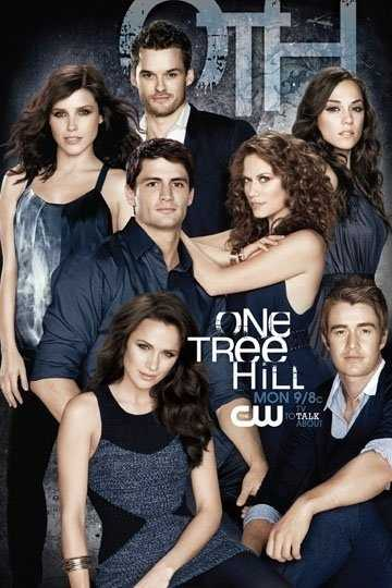 One Tree Hill: This CW hit ran from 2003-2012. The drama follows the lives of two half-brothers in Tree Hill, N.C.
