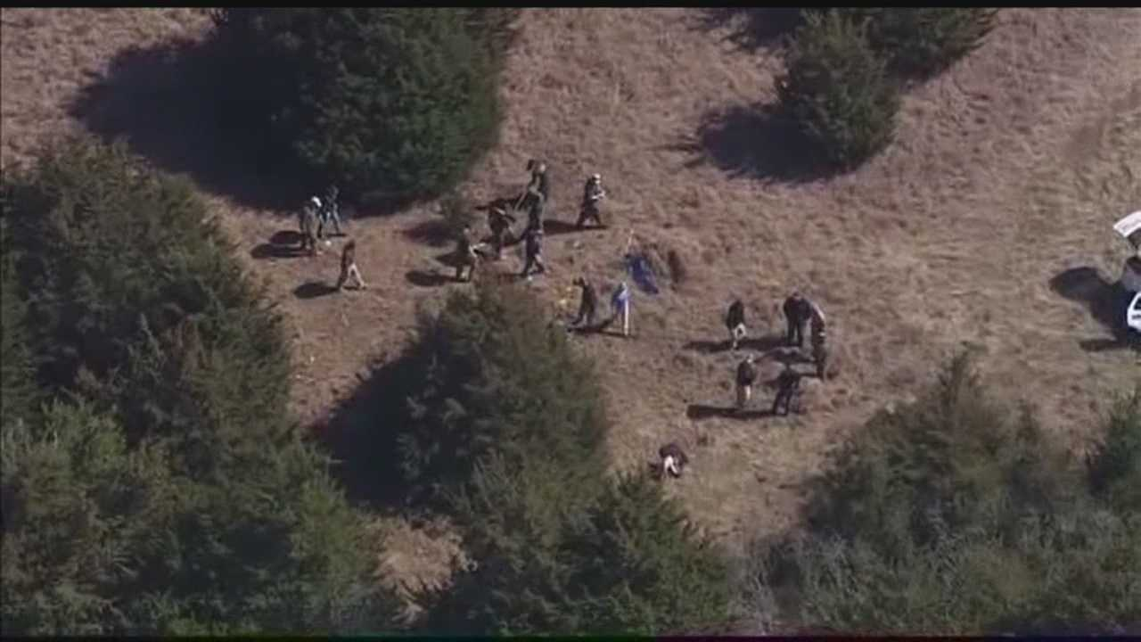 Authorities are investigating after a skull was found east of Chandler.