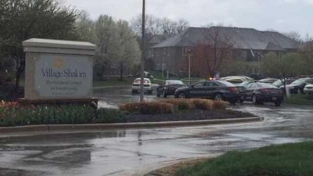 Village shoals parking lot Jewish center shooting