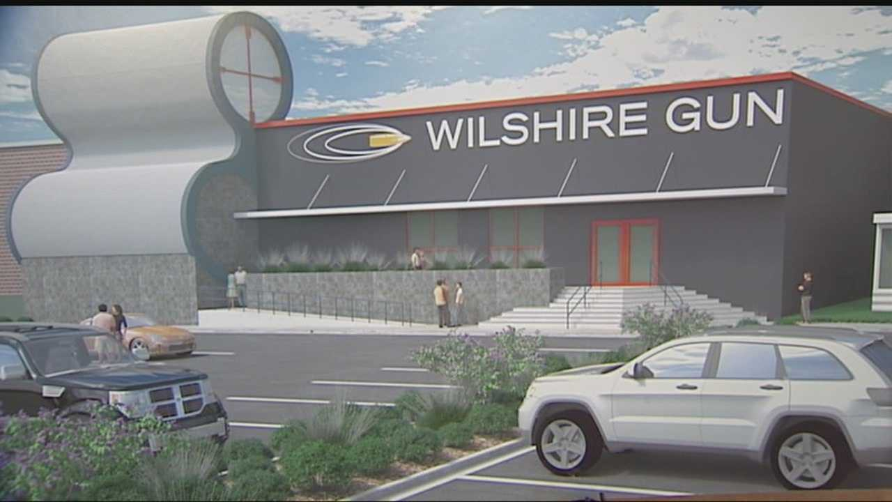 New 'Wilshire Club' offers gun ranges and alcohol