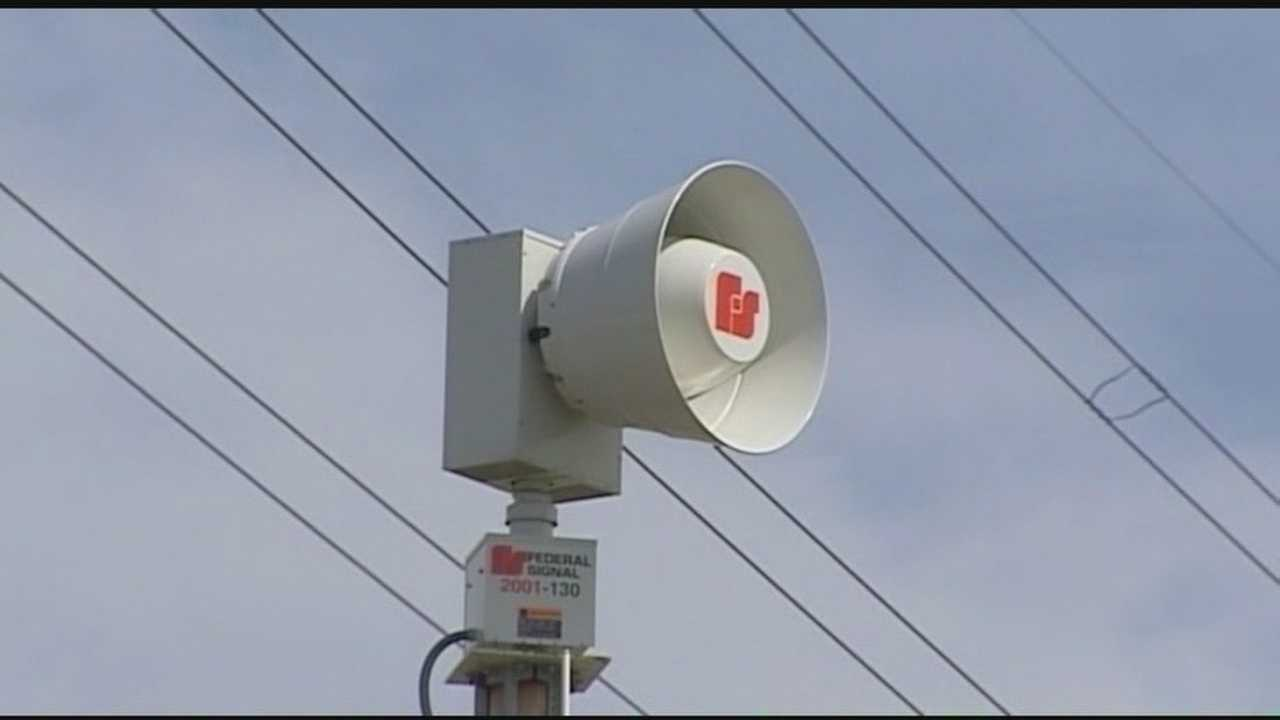 Guthrie tornado sirens still not working