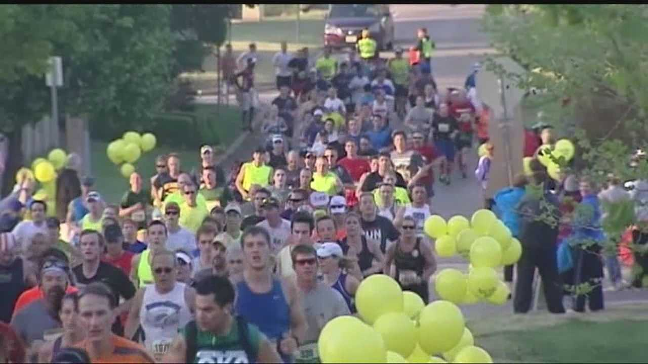The threat of severe storms on Sunday has organizers of the Oklahoma National Memorial Marathon on high alert.