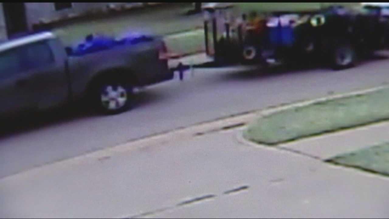 Security cameras catch ATV theft