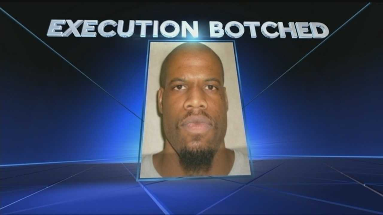 Clayton Lockett dies after botched execution