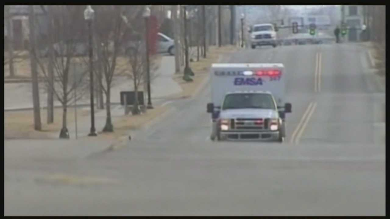 Piedmont Ambulances to slow down to calls