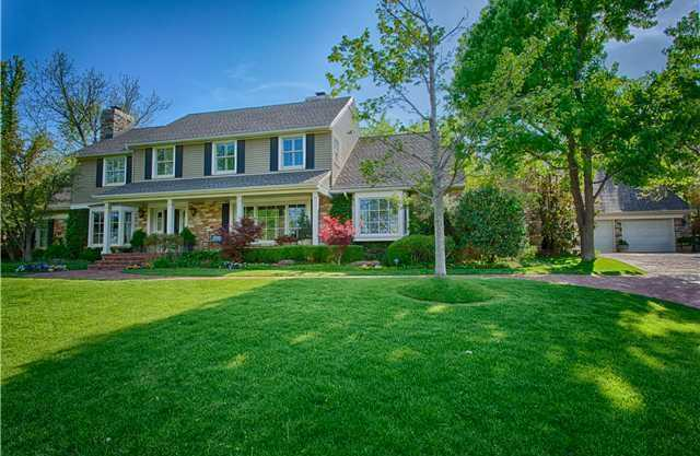 This house has had only four owners over 60 years. It has 6,600 square feet of living space and includes five bedrooms and five baths. Learn more about this property by clicking here.