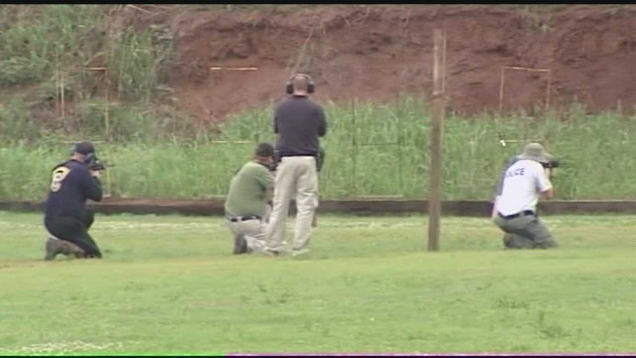 Edmond police gun range disturbs neighbors