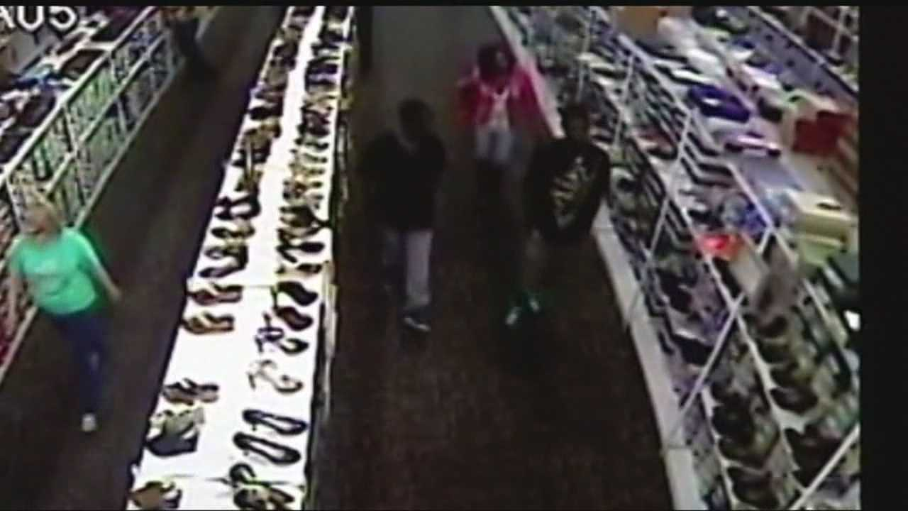 Police are investigating a string of car break-ins by the Felony Lane Gang.