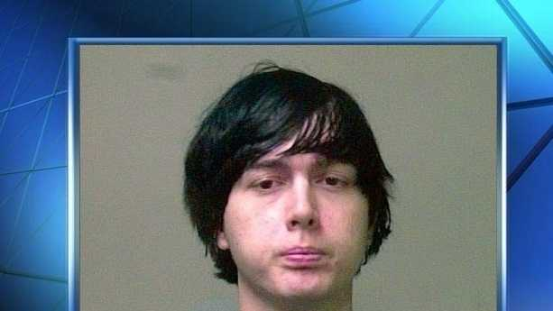 Zachary Anderson was arrested on June 9 on suspicion of child neglect.